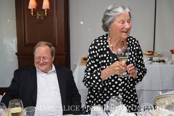 Peggy Ekberg's 95th