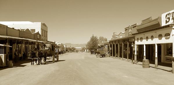 Tombstone, AZ Oct 07