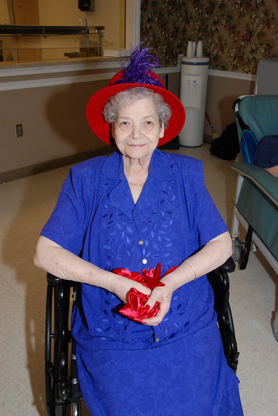 2007 SHELBY RIDGE RED HAT SOCIETY PICTURES