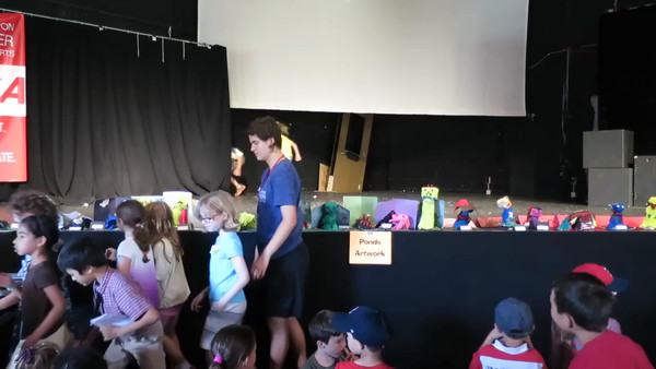 Summer 2015 ACA Art of The Game Camp