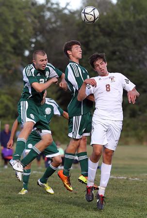 Haverhill vs Billerica Boys Soccer