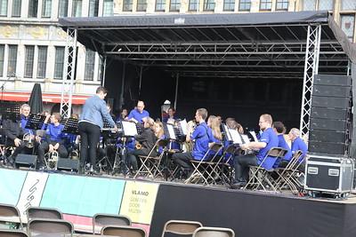 20171001 SNK Concert Grote Markt Antwerpen