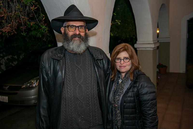 Zalmy and Musia L'Chaim LA228.JPG