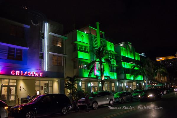Miami Beach February 2016