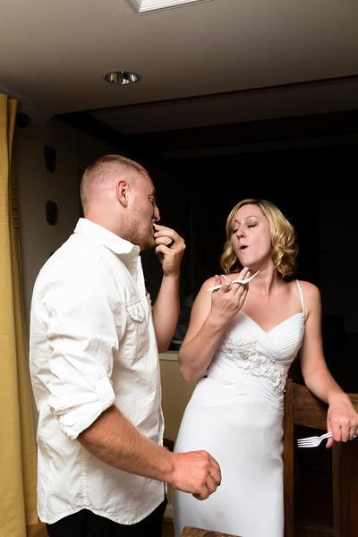 Meghan & Ryan - Wedding Reception