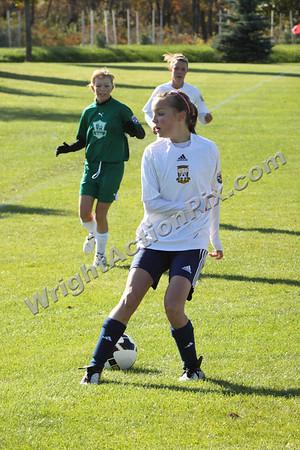 2009 10 11 CSC U18 Girls