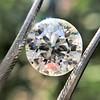 3.86ct Old European Cut Diamond GIA K VS2 7