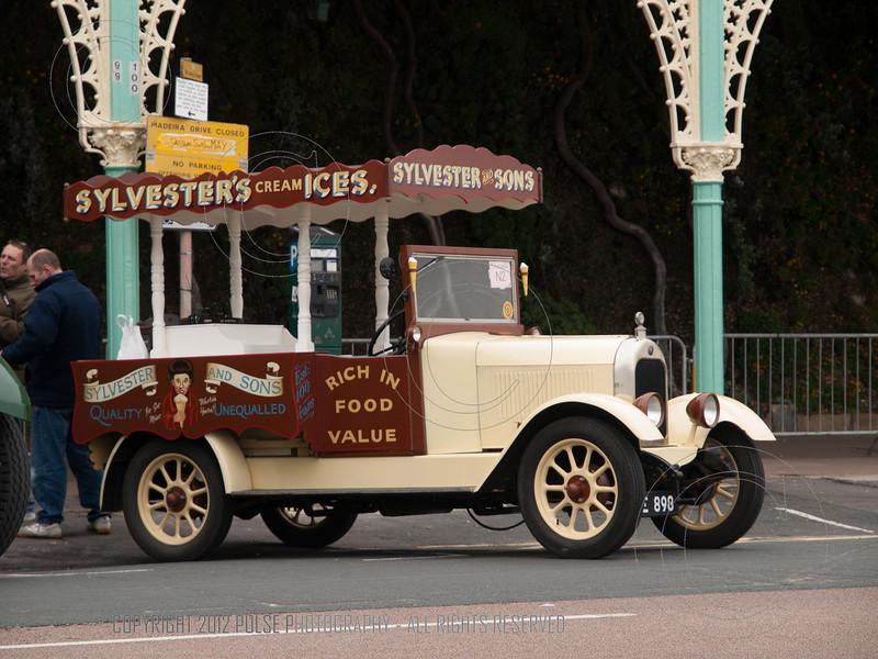 Commercial Vehicle Run - Brighton