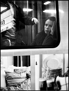 Alone Together - Riding the Boston T