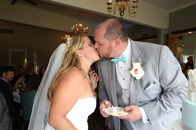 Greg and Beth--Reception