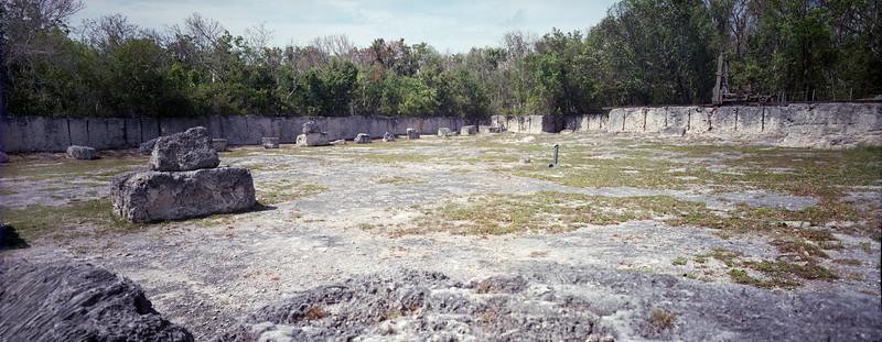 Fossil Limestone Quary