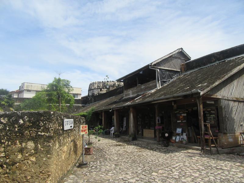 038_Zanzibar Stone Town. The Arab Fort. 1699.JPG