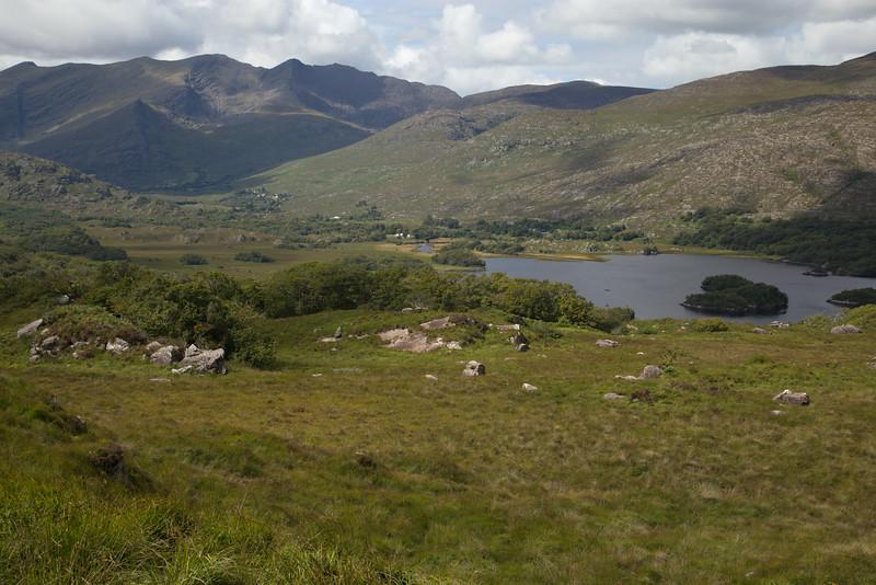 Ladies View, South of Killarney.