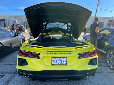 Southern New Hampshire Cars and Coffee - Motorloft Derry 9/19/2021