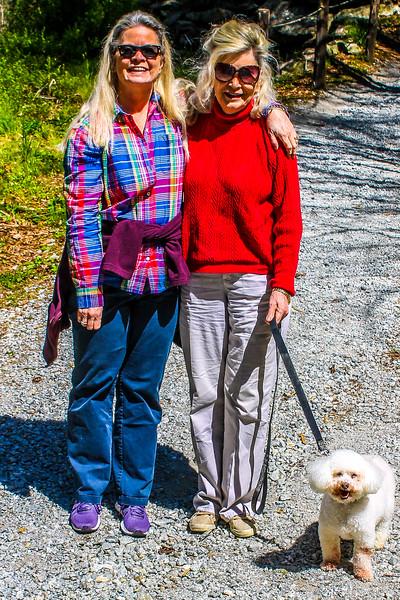 Sandy & Jo's Waterfall Day - 4-19-21