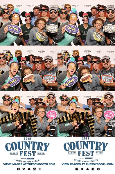 Country Fest VIP 6-27-2019 PRINTS