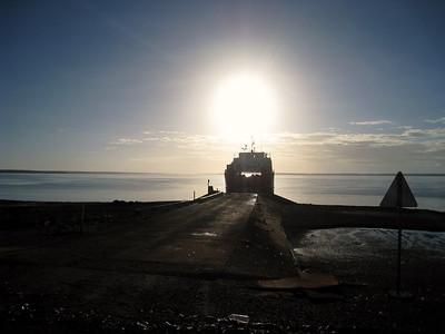 Galiwinku Barge - April 2008