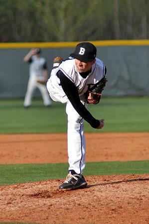 2011-04-05 BHS JV Baseball VS Myers Park