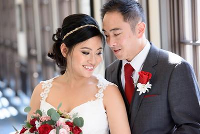 Eric+Lucy Wedding