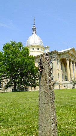 """Macoupin County """"Million Dollar"""" Courthouse in Carlinville"""