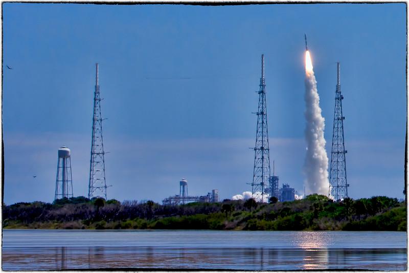 KSC Atlas Launch