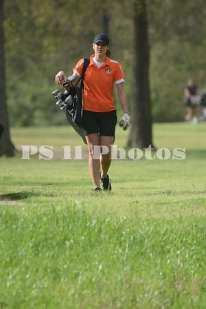 Lady Tigers at Hudson Tournament