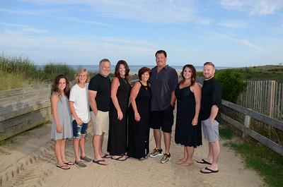 Baker Family Beach Portraits July 24, 2019