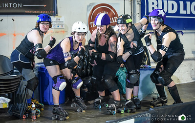 2019-04-13 Rose City Derby Daze Sur5al Tournament