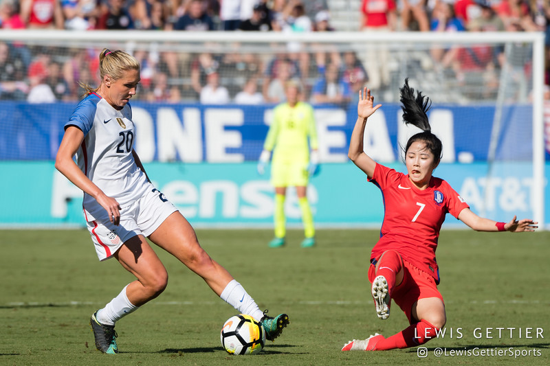 International Friendly - United States vs Korea Republic