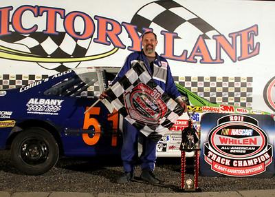 Albany-Saratoga Speedway September 9