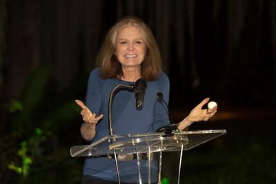 Gloria Steinem - February 10, 2015