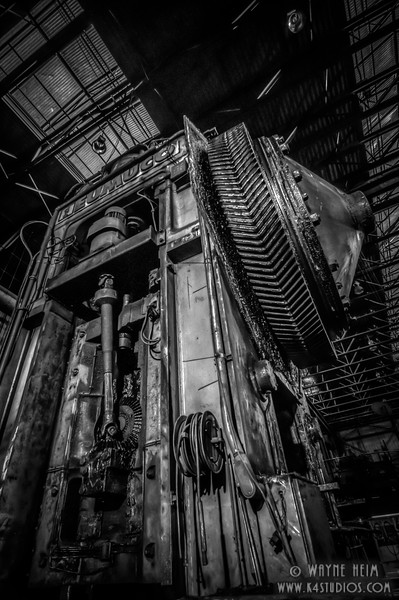 Forge Gears -- Photography by Wayne Heim