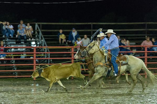 7-19-2013  '2013 Orange County Sheriff's Posse Rodeo' Friday Night