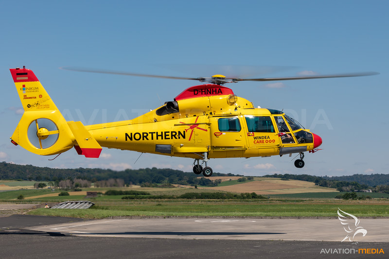 Northern Helicopter | Aérospatiale SA 365N3 Dauphin 2 | D-HNHA