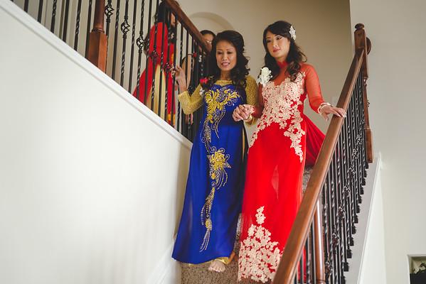 Tracy and Nhan's Wedding
