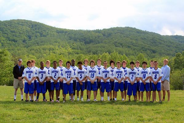 2011 JV Lacrosse
