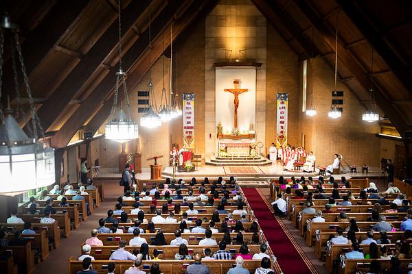 Son Tran Church Event