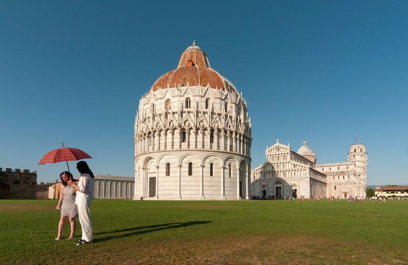 Baptistry of St. John and Duomo, Pisa