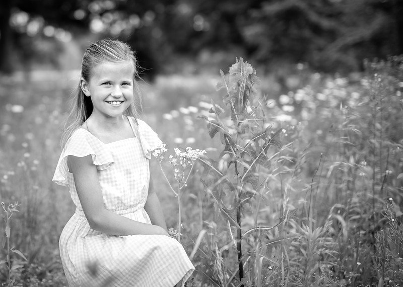 Nora with Tall Grasses bw (2 of 9).jpg