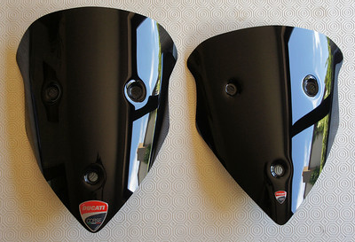 Multistrada 1200 Screens
