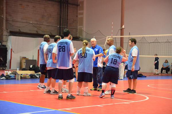 2014 Volleyball Tournament