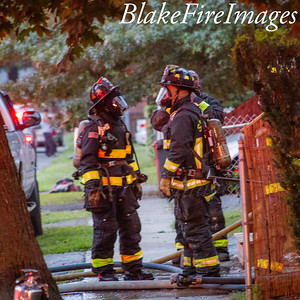 2 Alarm Structure Fire - Columbus Ave Stratford CT - 8/28/20