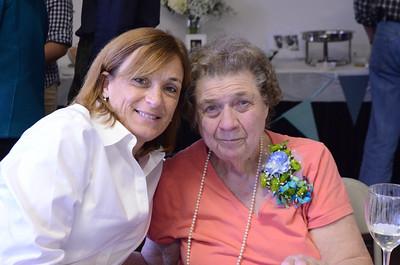Aunt Mary Jane's 80th birthday