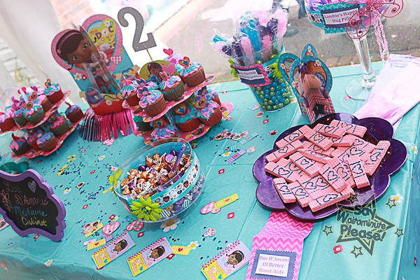 D'Amani's 2nd Birthday Celebration
