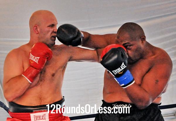 Bout 3 Chris Koval-vs-James Porter