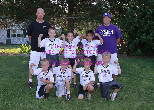 2009 ROCHELLE JR TACKLE and FLAG FOOTBALL