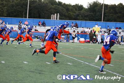Oak Ridge Freshman/JV Game 2013