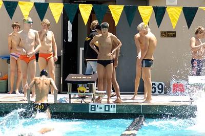 Capo Swim Team