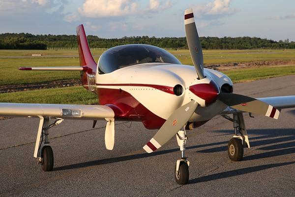 """2006 Lancair """"Legacy"""", Norfolk, 10Jul20"""