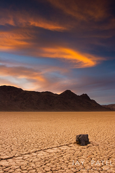 Racetrack, Death Valley National Park, California (CA), USA